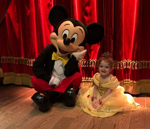 random acts of kindess, anonymous donor offers to may for $100,000 operation for 4-year-old Emily Anderson who was diagnosed with cerebral palsy so she can walk.