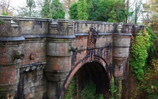 mysteries we may never know the answer to, the overtoun bridge in scotland