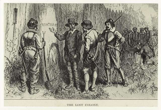 mysteries we'll probably never solve, the lost colony of Roanoke