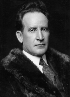 a picture of sir Harry Oaks