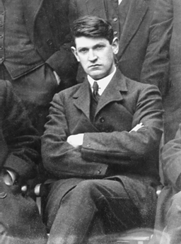 a picture of Michael Collins
