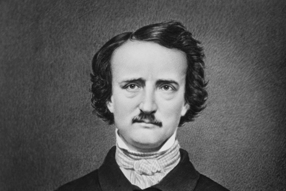 a picture of Allan Poe